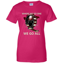 Load image into Gallery viewer, Pink Q WWG1WGA Q/Qanon T-shirt