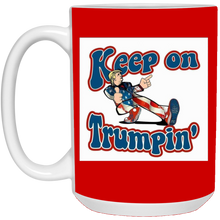 Load image into Gallery viewer, Red Trump Ceramic Mug