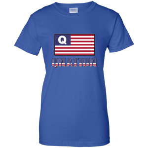 Royal Qnation Q/Qanon T-shirt