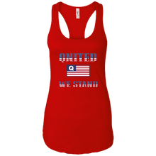 Load image into Gallery viewer, Red Qnited We Stand Q/Qanon Tank Top