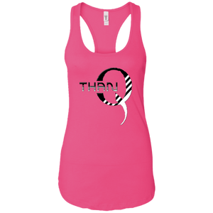 Pink Qanon/Q ThanQ Tank Top