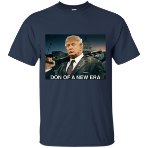 Navy blue Don Of A New Era Trump T-shirt
