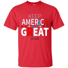 Load image into Gallery viewer, Red Trump - Keep America Great T-shirt