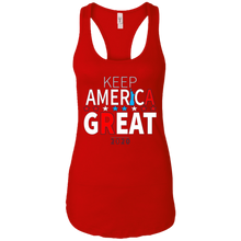 Load image into Gallery viewer, Red Trump - Keep America Great Tank Top