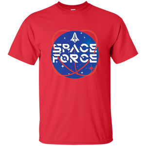 Red Trump Space Force T-shirt