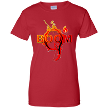 Load image into Gallery viewer, Red Qanon Q Boom T-shirt
