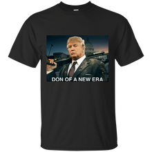 Load image into Gallery viewer, Black Don Of A New Era Trump T-shirt