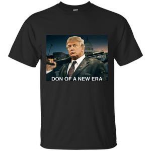 Black Don Of A New Era Trump T-shirt