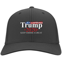 Load image into Gallery viewer, Charcoal Grey Trump 2020 Keep America Great Hat