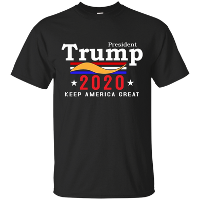 Trump 2020 KAG Men's T-Shirt