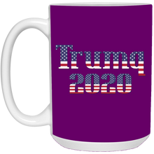 Load image into Gallery viewer, Purple Trumq 2020 Ceramic Mug