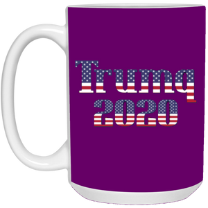 Purple Trumq 2020 Ceramic Mug
