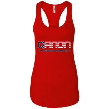 Load image into Gallery viewer, Red Qanon The Great Awakening Tank Top