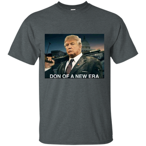 Charcoal grey Don Of A New Era Trump T-shirt