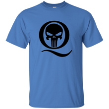 Load image into Gallery viewer, Royal Q Skull Q/Qanon T-shirt