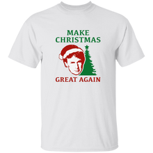 Load image into Gallery viewer, Make Christmas Great Again Trump Men's T-Shirt