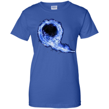 Load image into Gallery viewer, Royal Blue Q Qanon/Q T-shirt