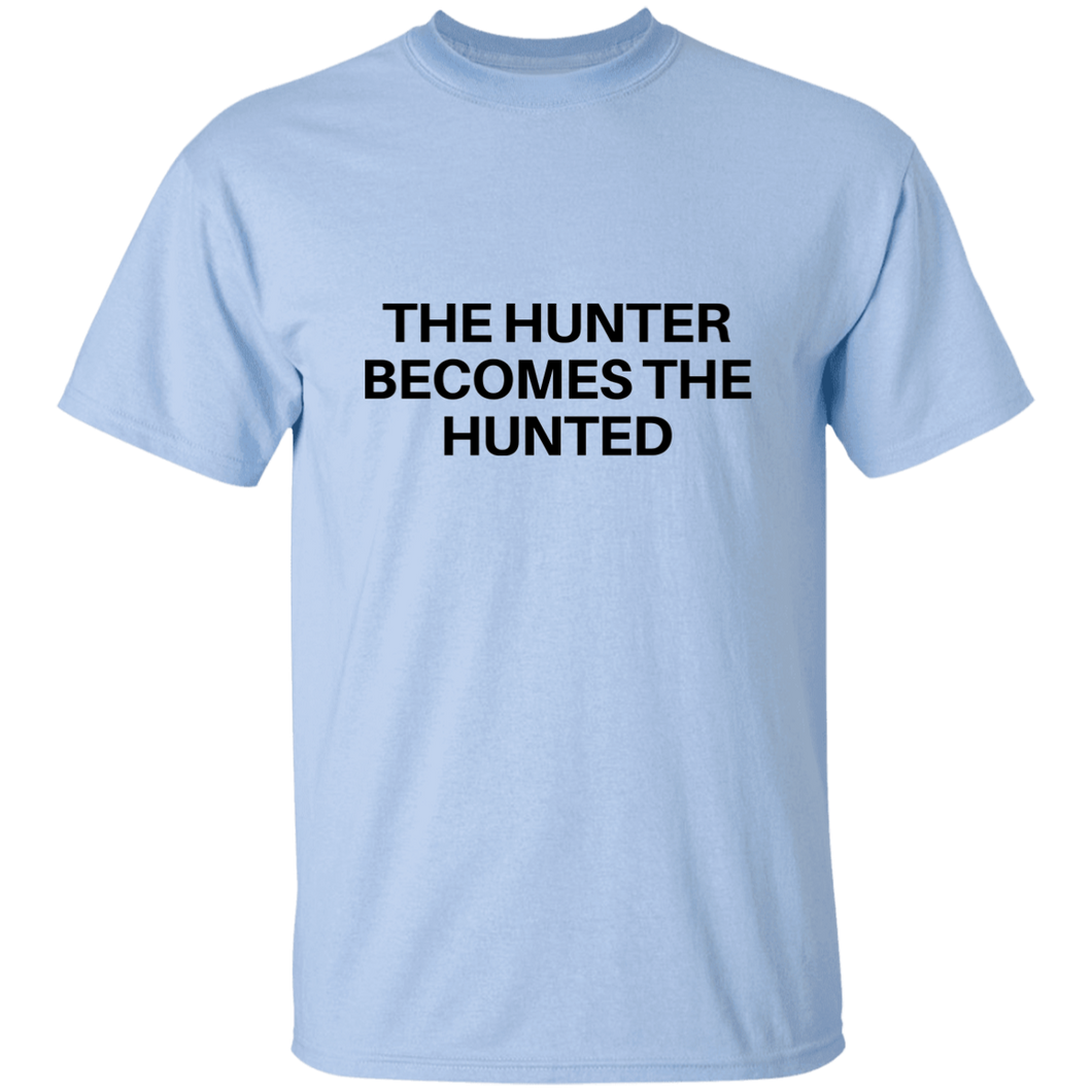 The Hunter Becomes The Hunted Men's T-Shirt