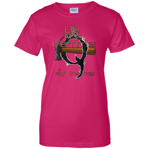 Qanon Be The Hammer Women's T-Shirt