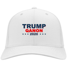 Load image into Gallery viewer, Trump Qanon 2020 Embroidered Twill Cap