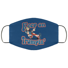 Load image into Gallery viewer, Trump Keep On Trumpin' Face Mask