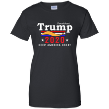 Load image into Gallery viewer, Trump 2020 KAG Women's T-Shirt