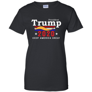 Trump 2020 KAG Women's T-Shirt
