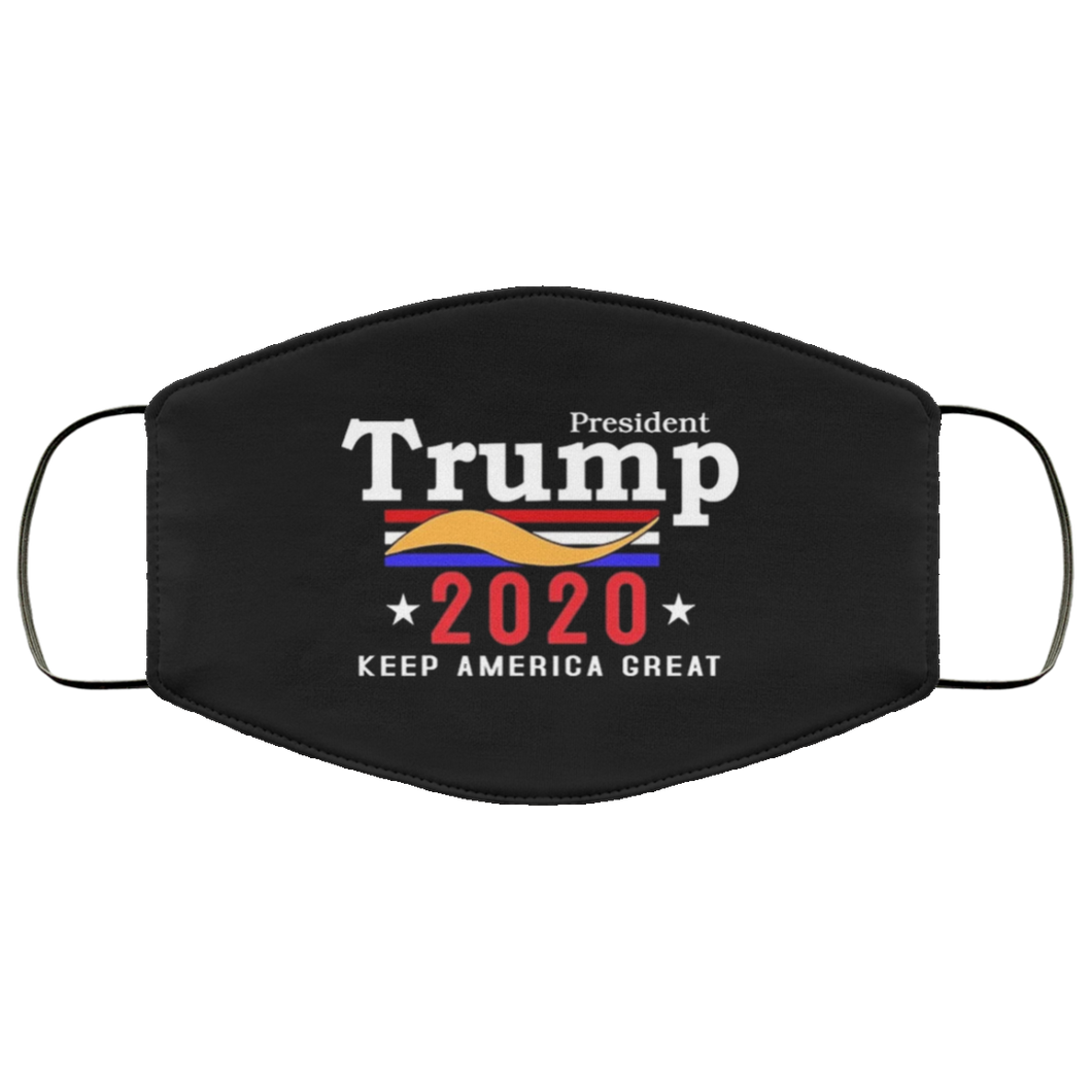 Trump 2020 KAG Face Mask