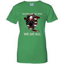 Load image into Gallery viewer, Green Q WWG1WGA Q/Qanon T-shirt