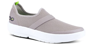 Women's OOmg Low Shoe White Grey