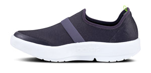Women's OOmg Fibre Low Shoe White Slate Purple