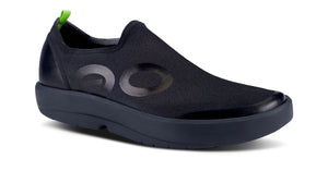 Men's OOmg eeZee Low Shoe - Black