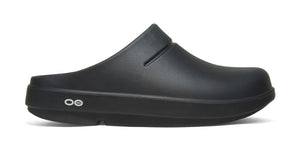 Women's OOcloog Matte Black