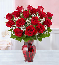 Load image into Gallery viewer, Red Velvet roses