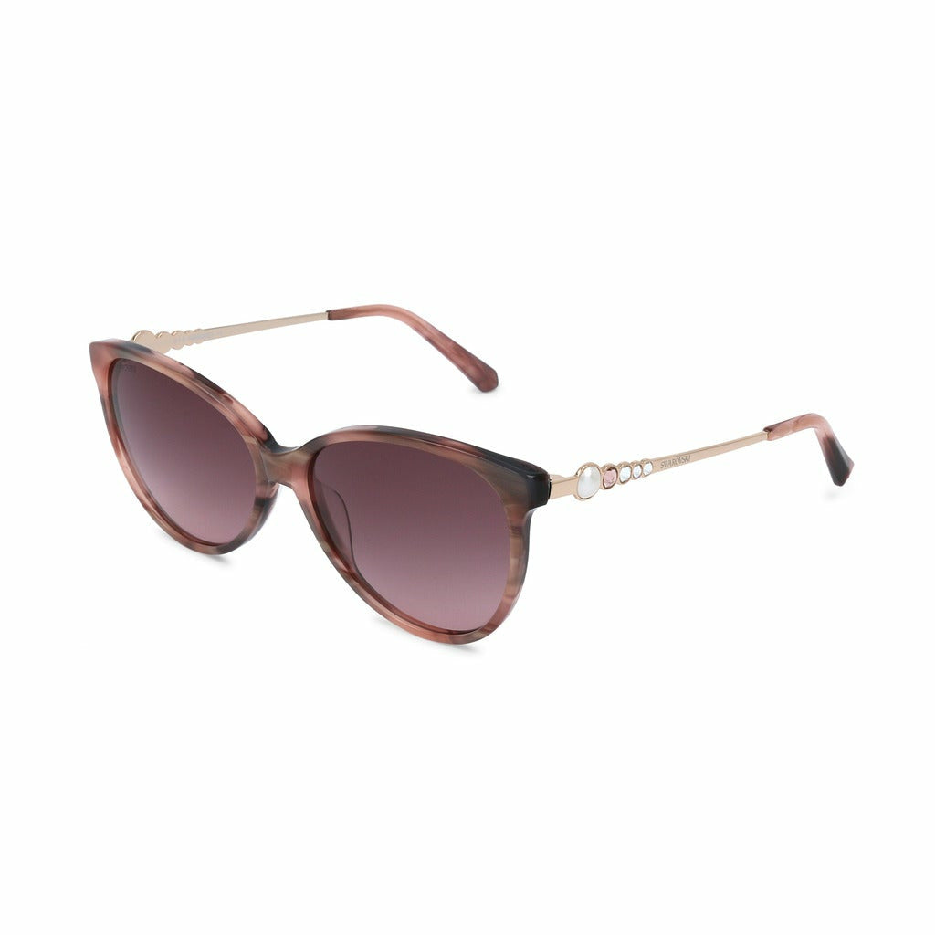 Pink Sunglasses with Acetate Frame