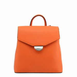 Orange Polyurethane Rucksack