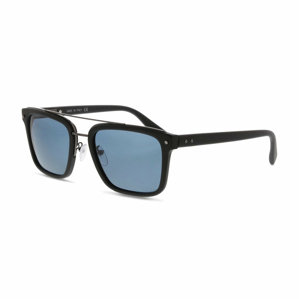 Black Sunglasses with Polarized Lenses