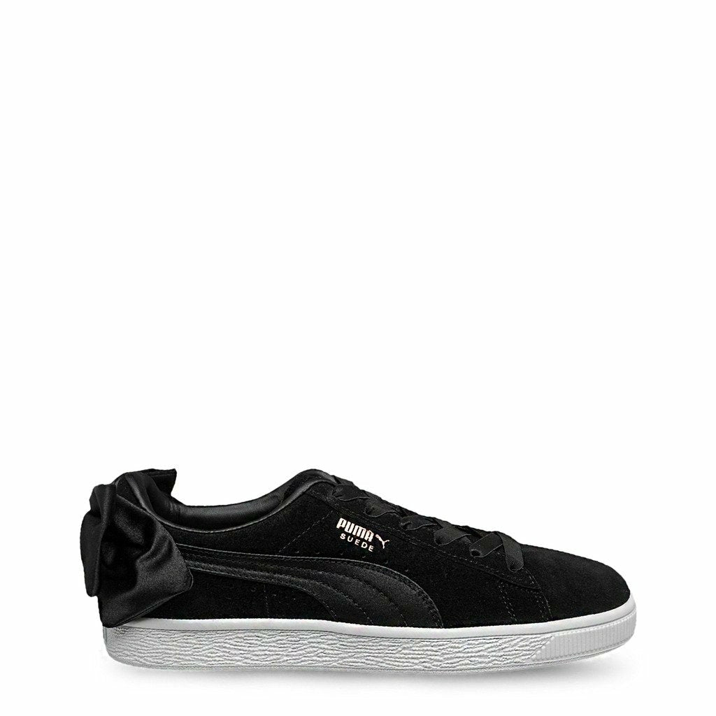 Black Suede Sneakers
