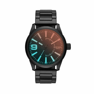 Black 46 mm Quartz Watch