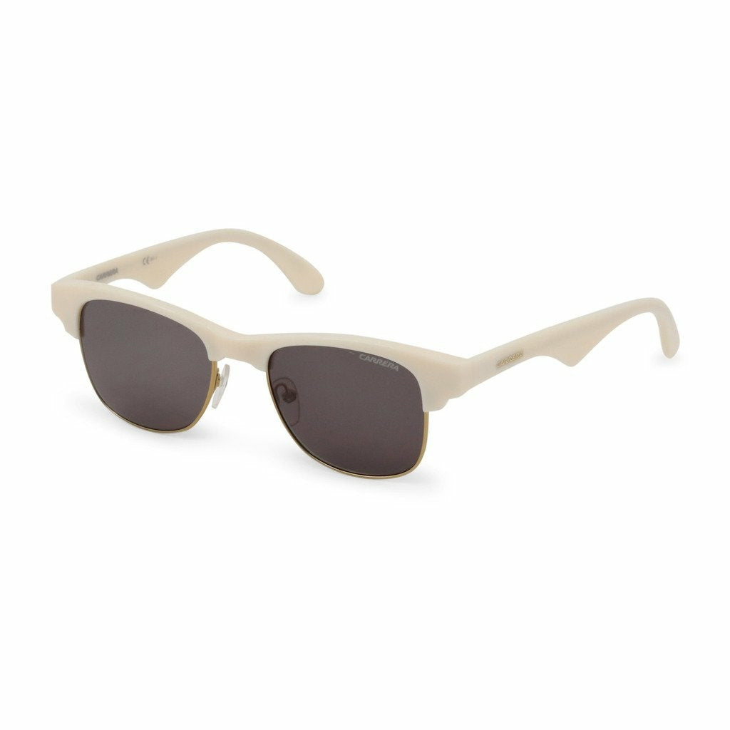 White Acetate Sunglasses