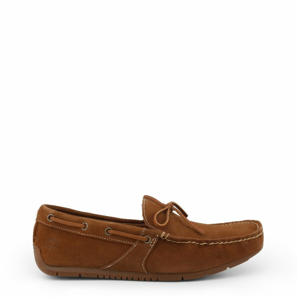 Brown Leather Mocassins