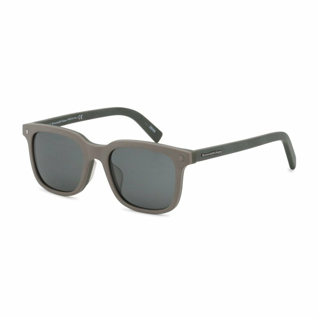 Grey Sunglasses with Gradient Lenses