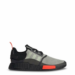 Black NMD_R1 Fabric Sneakers