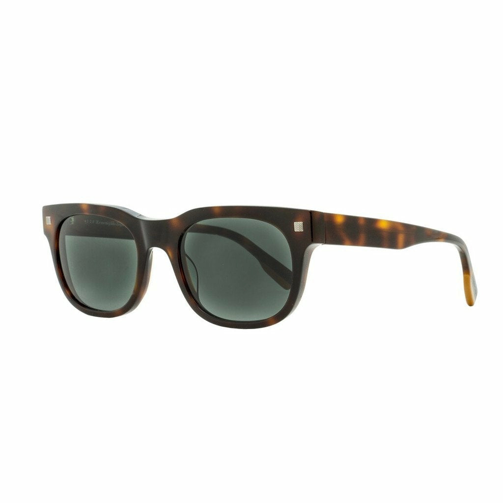 Brown Sunglasses with Gradient Lenses