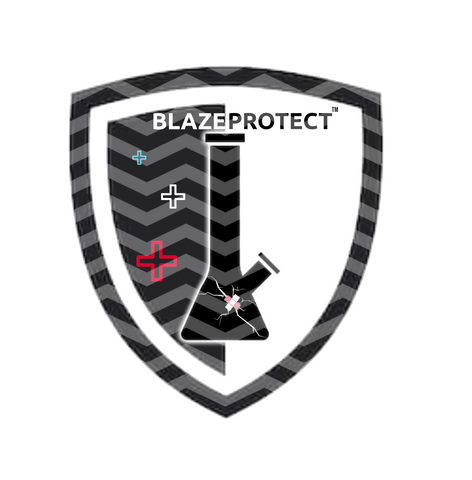 BlazeProtect™ - Protect Your Glass Water Pipe Lifetime Warranty🛡