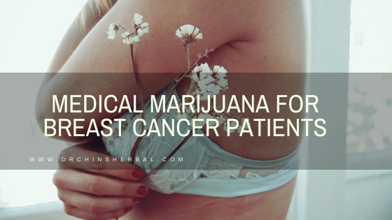 Medical Marijuana for Breast Cancer patients