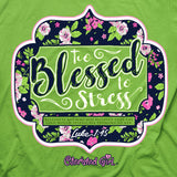 Cherished Girl® Adult T-Shirt - Too Blessed
