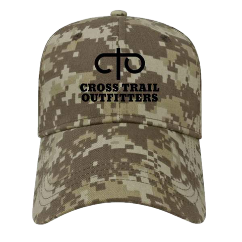 CTO Hat - Digital Camo