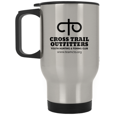 CTO - Cross Trail Outfitters Stainless Steel Mug