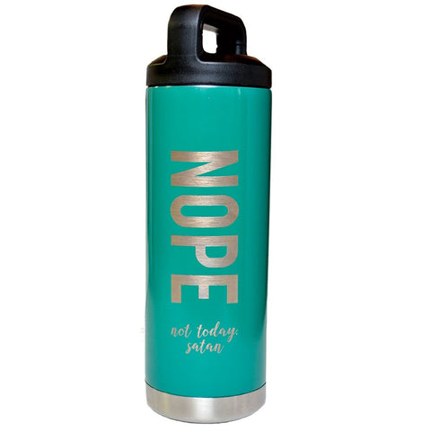 NOPE Stainless Steel Bottle ™